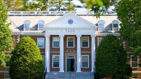 Tuck essay analysis 2012